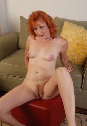 from Marley naked red haired old
